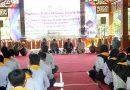 MEMPERINGATI HARI KELAHIRAN NABI MUHAMMAD SAW MAHASISWA STIES INDONESIA PURWAKARTA MENGADAKAN LONG MARCH SAMBIL BERSOLAWAT